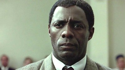 Idris Elba as Nelson Mandela in biopic Long Walk to Freedom