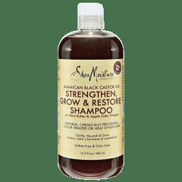 Shea Moisture Jamaican Black Castor Oil Strengthen, Grow & Restore Shampoo 384ml