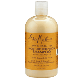 Shea Moisture Raw Shea Butter Moisture Shampoo 384ml