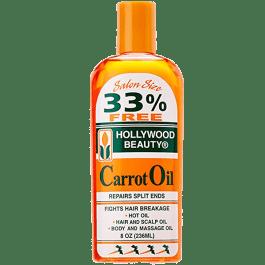 Hollywood Beauty Carrot Oil 236ml