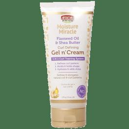 African Pride Moisture Miracle Curl Defining Gel n' Cream 170ml