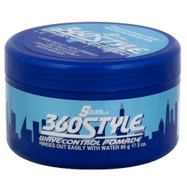 Luster's SCurl 360 Style Wave Control Pomade 85gr