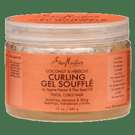 Shea Moisture Coconut & Hibiscus Curling Gel Soufflé 335ml