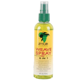 African Essence Weave Spray 6 in 1 118ml
