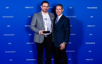 Assimil8 Wins 2019 IBM Beacon Award for Outstanding Analytics Embedded Solution
