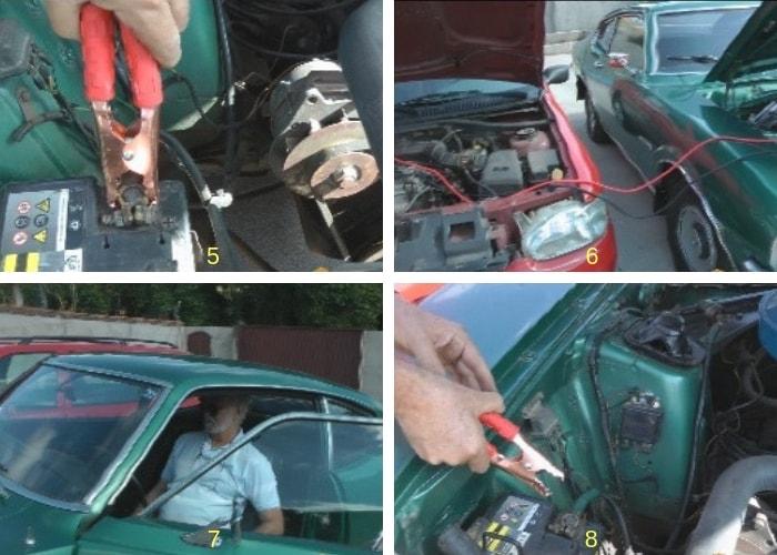 recarregar bateria