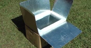 forno solar