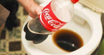 coca cola vaso sanitário