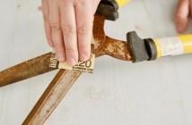 retirar ferrugem de metal