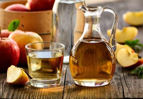 garrafa de vinagre