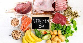 alimentos ricos em vitamina B6