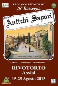 ANTICHI SAPORI RIVOTORTO