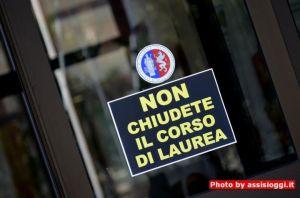 Assisi, NON chiudete corso di laurea by Milena Wieczorek (12)