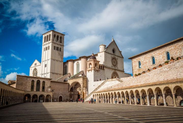 Basilica Assisi