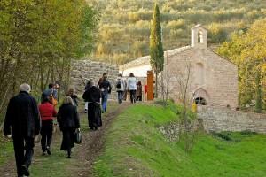 Sentiero Francescano