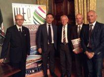 Nella foto, Ricci, Bracco, Massucci, Paoletti e Citerbo