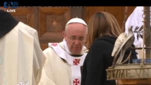 papa e marini