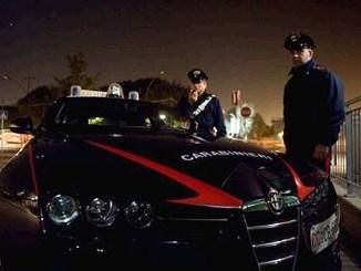 Romeno evade dai domiciliari e va dove pare a lui, ma i carabinieri lo arrestano