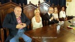 Sindaco Claudio Ricci presenta donne assessori11