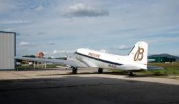 02_atterraggio_emergenza_DC-3_aeroporto_Umbria