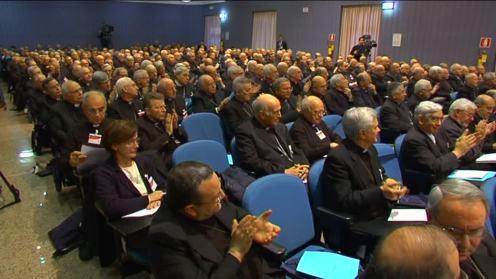 Assemblea CEI Assisi