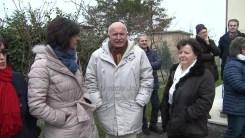 Protesta e raccolta firme strada Castelnuovo Assisi4