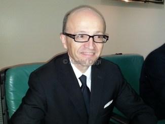 Claudio Ricci Sindaco di Assisi ha presieduto ultima giunta