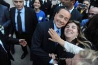 Silvio BERLUSCONI ad Assisi (10)