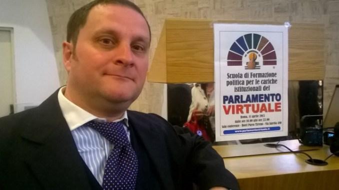 """Congresso Forza Italia, Francesco Morini: """"La mia cruda verita"""""""