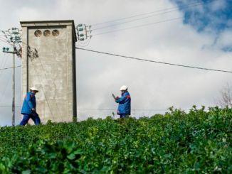 Enel Sole, Assisi, eseguiti interventi di riparazione