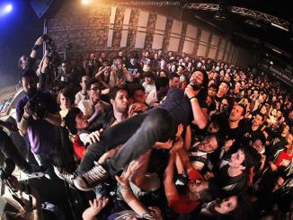 Fast Animals And Slow Kids al Riverock Festival a Castelnuovo
