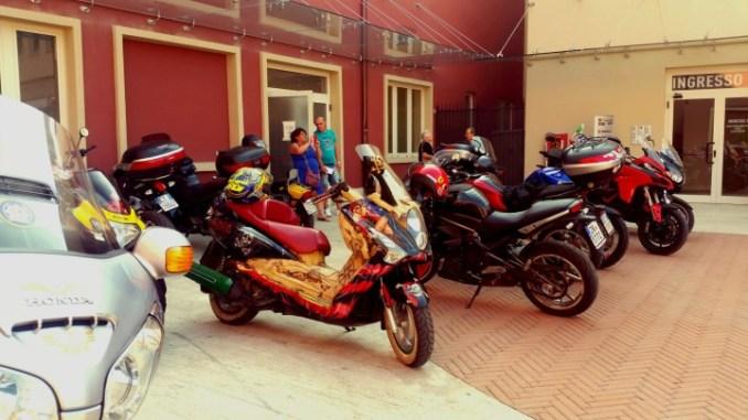 Petrignano e il suo rombo delle moto