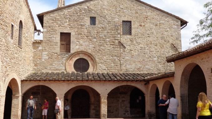Preghiera per la Siria, al Santuario di San Damiano