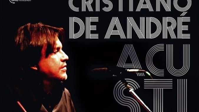 Cristiano De André al Festival Internazionale della Felicità