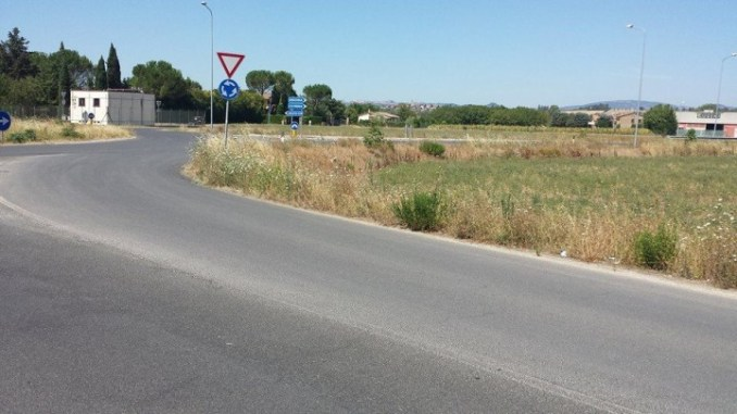 Manutenzione rotatorie stradali, gestione innovativa