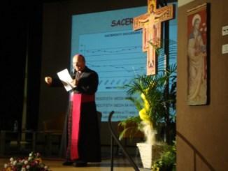 Nuovo progetto per la chiesa di Assisi, chiusa Assemblea diocesana