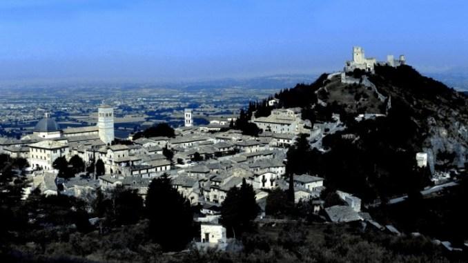 Piano Regolatore Generale di Assisi, intervento Rino Fredii