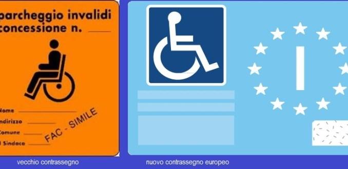 Nuovo contrassegno disabili, assessore Morosi sollecita i cittadini