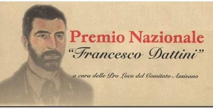 """Premio nazionale """"Francesco Dattini """", ad Assisi dal 2 al 4 ottobre 2015"""