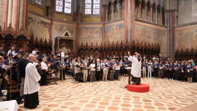 Assisi Pax Mundi, anteprima con concerto d'organo