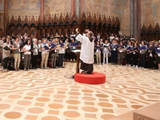 Dalla Grecia ad Assisi per In cammino verso Assisi Pax Mundi