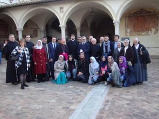 Pace: Ebrei, musulmani e cristiani pregano insieme