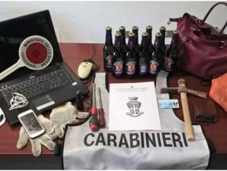 Sorpresi a rubare in due hotel di Assisi, arrestati