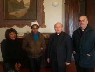 Il vescovo di Assisi Monsignor Domenico Sorrentino apre le porte ai profughi