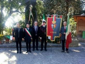Capodacqua di Assisi ha ricordato i Caduti di tutte le guerre