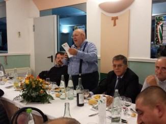 Presentazione programma commemorazione dei caduti ad Assisi