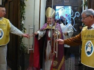 Aperta Porta Cattedrale San Rufino Assisi