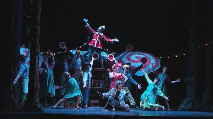 Pinocchio fa il tutto esaurito al Lyrick di Assisi, musical made in Italy