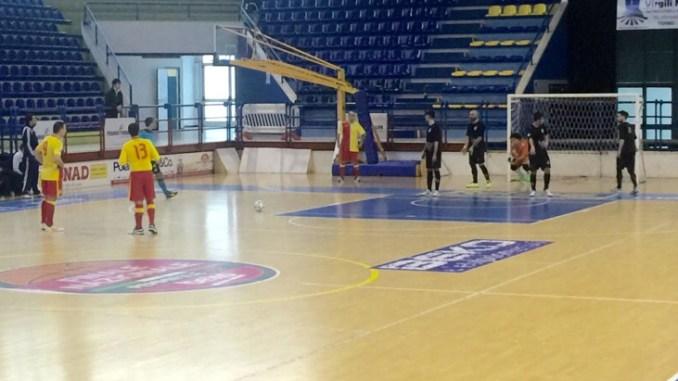 Gran Colpo Angelana Calcio a 5, vittoria a Porto San Giorgio per 1-3
