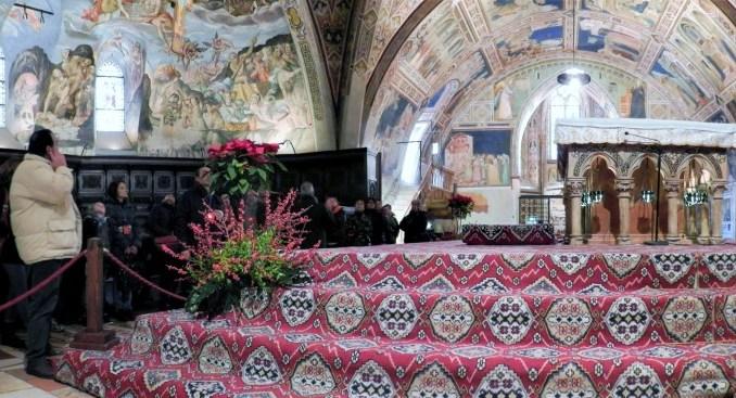 Non solo Giotto con i Sei di Assisi se